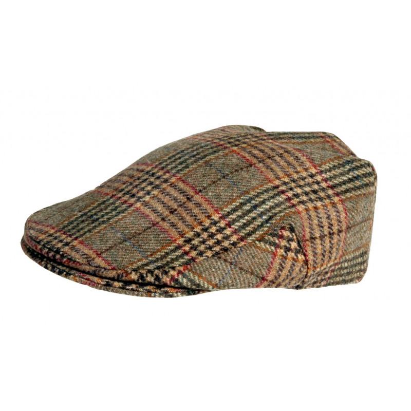 Tweed Cap 12