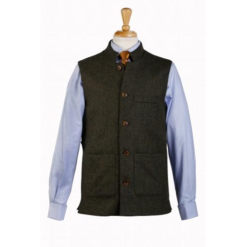 Chaleco Witney tweed