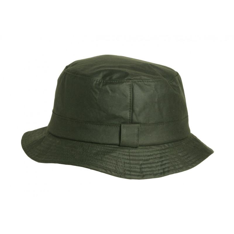 Wax Hat Green