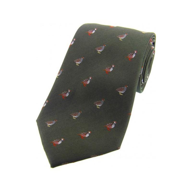 Woven Silk Tie WC0910