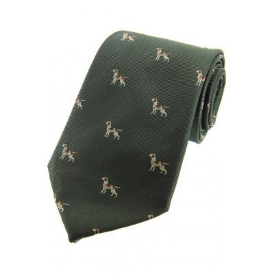 Woven Silk Tie WC0919
