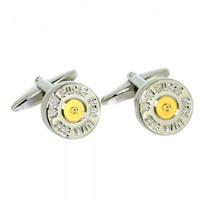 cartridge cap cufflinks