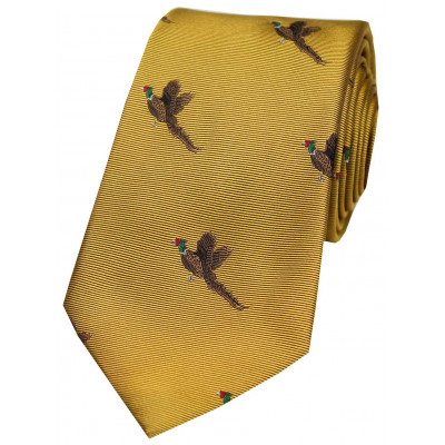 Woven Silk Tie WC83