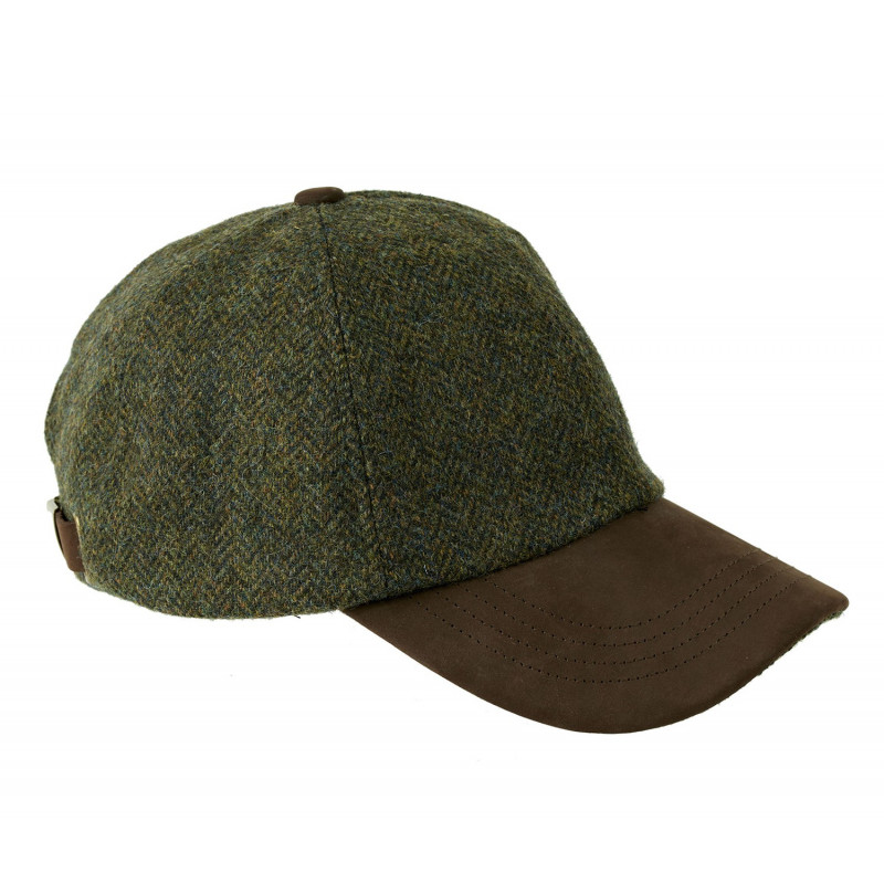TYNDRUM GREEN HERRINGBONE