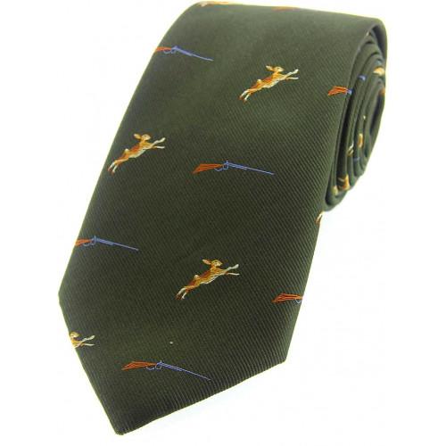Woven Silk Tie CST0288