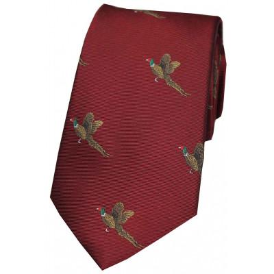 Woven Silk Tie WC81