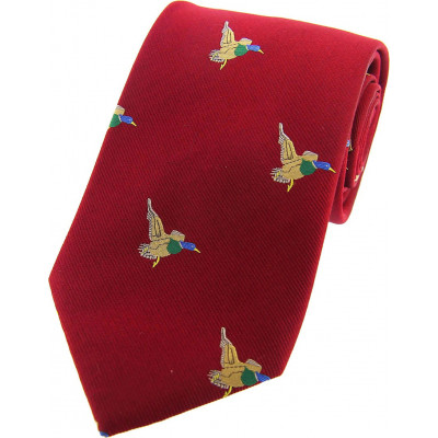 Woven Silk Tie WC036