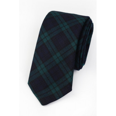 Pure Wool Tie Black Watch