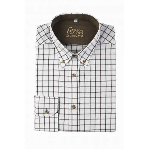 Tattersall Shirt PA1
